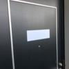 ◆◆◆◆リポ◆◆◆◆ マグネットシートで玄関ドアに貼り付けました。