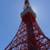 東京タワー先輩はもう60歳、色は赤じゃないらしい