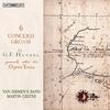 タスマニア発の古楽アンサンブル「ヴァン・ディーメンズ・バンド」。 本格的デビュー・アルバムはヘンデルの6つの合奏協奏曲 Op.3