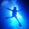 ♪極北の地から、日本の南国で、ボート貸切リゾートダイブ…♪〜沖縄ダイビング青の洞窟〜