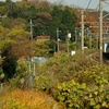 貨物列車、東海道旅客線迂回運転(清水谷戸トンネル)