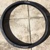 PAS CITY-Xの後輪タイヤを、スーパークロス向け軽量タイヤに交換してみました。