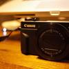 メインで使うカメラをCanon G7X Mark2に変更した(素人のカメラレビュー)
