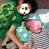 赤ちゃんにおすすめの育児グッズ【せんべい座布団】が、ながーく使える優れものです!!