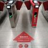 深圳の地下鉄に銀聯カード(银联闪付)で乗車