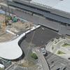 熊本駅前大屋根、築9年で建て替え