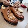【靴磨き日本選手権】友人達と楽しい靴磨きした話