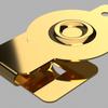 電池ケースの電極板のモデリング その2
