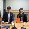ラジオで浜美枝さんとご一緒させて頂きました