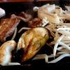 北海道 千歳市 ジンギスカン 樽前 / 初めて見るジンギスカン鍋