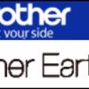 サイドバーの「クリック募金」に Brother Earth を追加しました
