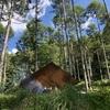 【キャンプ】涼を求めて立場川キャンプ場へ
