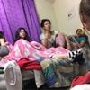 コロンビアで女子会に参加してきた