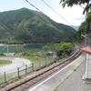大井川鐵道-27:ひらんだ駅