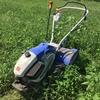 #13 【初!!】畑で「耕うん機」を使ってみた!