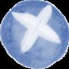 4月2日の世界自閉症啓発デーまでアイコンを青くします