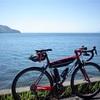 TIME Fluidity:初めてのビワイチ(北湖)は、途中峠を越えて。