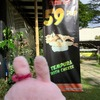 セブでうちの近所にある寿司レストランのフィリピン風寿司は、日本の回転寿司でも見かけるような気がします