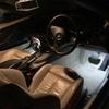 BMW650i(E64)フットランプLED化