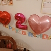 【2月11日の建国記念日】娘ちゃんの2歳バースデー
