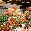 バルセロナ旅行9. 市場 Mercado de La Boqueria