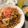 焼きそば (中国妻料理)