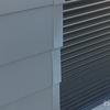 外壁の黒いガルバリウム鋼板が3年で退色してきた! 白くなってきてこれは・・・ アイジーサイディング