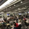 【社員旅行で香港マカオ2】香港空港のクレジットカード事情は?フェリーでマカオへ