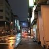 台風24号の影響は凄かったです。