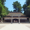 鹿島神宮に参詣する