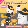 【今日のハロスイ】新作ハッピーバッグ「Enjoy Pre Halloween!」初日7連ガチャ結果報告