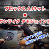 2000円アジング用ネットのレビュー!タモジョイントで超コンパクトに改造!