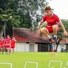 青少年の伸張-短縮サイクル:Stretch Shortening Cycle(高強度のプライオメトリックエクササイズは、最大努力と大きな関節負荷を伴う活動であると説明されており、適切な運動メカニズムの正しい発達を保証する)
