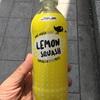 「PURE WATER MADE レモンスカッシュ」を飲んでみました。