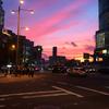 ★JR大阪駅 中央口正面の交差点