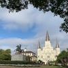 ニューオリンズの旅♡2日目…セントルイス大聖堂、フレンチクォーター