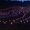 「棚田の夜祭り」で夜遊びしてみました! 南房総今遊べる場所:8、大山千枚田(鴨川市)