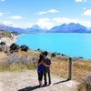 ニュージーランドで最も美しい湖と雪化粧【プカキ湖・マウントクック】