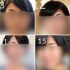 【メイク】美塾 眉毛のビフォーアフター 初級受講中