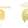 Cirque du Solei(シルク・ドゥ・ソレイユ)新ロゴを発表