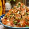 【レシピ】ほんとに美味しい♬大葉と柚子胡椒の和風サーモンポキ♬