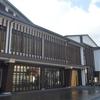 木曽町図書館を訪れる