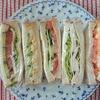 【お弁当】サンドイッチ、失敗しない切り方のコツ