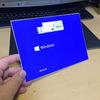 【新しいMacBook】BootCampでWindows8.1をインストールしてみた