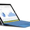 Surface Pro3 Core i3モデル、i5モデル、Pro2、初代Pro、MacBook Airなどとのベンチマーク比較