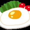 フライパンを使わず簡単に目玉焼きを作る方法 : 皿と電子レンジだけで1分30秒、洗い物も少なくラク
