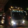 コーヒーの村、サレントinコロンビア バス移動編
