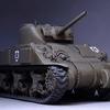 タミヤ1/35 M4 シャーマン戦車 (初期型) レビュー
