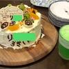 りちゃん3歳誕生日