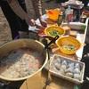 ほくほく美味しい!青空の芋煮会♫